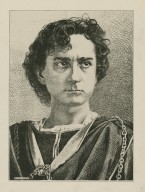 Edwin Booth as Hamlet [graphic].