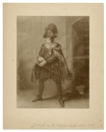 J.B. Booth as Sir Giles Overreach about 1849, character in Massinger's New way to pay old debts [graphic].