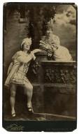 [Edward] Harrigan & [Annie] Yeamans [in unidentified roles] [graphic] / Falk.