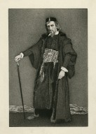 [Henry Irving as] Shylock [in Shakespeare's Merchant of Venice] [graphic].