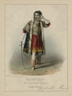 """Mr. Charles Kean as Richard the IIIrd: """"Not shine to day..."""" [graphic] / lithog'd by G. E. Madeley."""