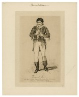 """Edmund Kean as Iago: ... """"I bleed sir, but not kill'd"""" Othello act 5, scene 2 [graphic] / from an original drawing by George Cruikshank ; A.E."""