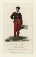Mr. Kemble, as Hotspur in Henry the Fourth ... [graphic] / painted by J. Boaden ; engraved by Chas. Picart.