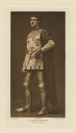 """Mr. Gerald Lawrence as """"Louis"""" (the Dauphin) [in Shakespeare's King John] [graphic]."""