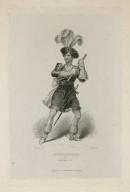 Mr. Macready as Henry V [in Shakespeare's King Henry V] [graphic] / J.W. Gear, delt. ; J. Rogers, sc.