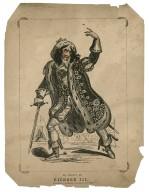 Mr. Phelps as Richard III [in Shakespeare's play, King Richard III] [graphic].