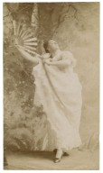 [Ada Rehan as Beatrice, in Shakespeare's Much ado about nothing] [graphic].