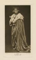 Mr. Bassett Roe as Charles VI (King of France) [in Shakespeare's King Henry V] [graphic] / Langfier Lt.