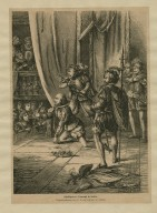 Shakespeare's Triumph in Ketten [graphic] / A. Langhammer ; X.A.v.W. Aarland.