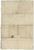 Licence [manuscript]: to Patrick, Master of Gray ...