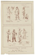 Illustrations of costume for As you like it [graphic] / from sketches by E.W. Godwin F.S.A.