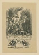 Comedy of errors [act V, scene 1] [graphic] / J[ohn] G[ilbert] ; Dalziel, sc.