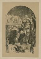 Coriolanus [act V, scene 3] [graphic] / J[ohn] G[ilbert] ; Dalziel, sc.