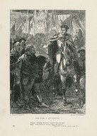 King Henry V and Falstaff ... [graphic] : My king! My Jove! I speak to thee, my heart! ... I know thee not, old man: fall to thy prayers : Henry IV, part II, act V, scene iv [i.e., 5] / drawn by C. Robinson ; engraved by T. Robinson.