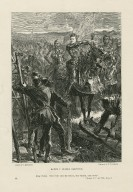Henry V before Harfleur ... [graphic] : Once more unto the breach, dear friends, once more! : Henry V, act III, scene I / drawn by C. Robinson ; engraved by T. Robinson.