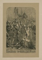 King Henry the sixth, part third [act V, scene 5] [graphic] / JG ; Dalziel, sc.