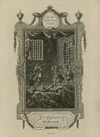 The assassination of Richard II, [act v.sc.v] [graphic].