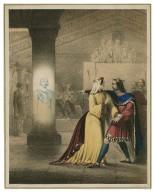 [Macbeth, the banquet scene, act III, sc. 4 [graphic] / J. Brandard.