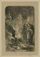 Macbeth [act IV, scene 1] [graphic] / Dalziel, sc.