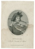 Mr. Harley in the character of Kent [in Shakespeare's King Lear] [graphic] / De Wilde pinxt. ; Ridley, sc.