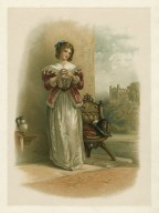 [Anne Page, character in Shakespeare's Merry wives of Windsor] [graphic].