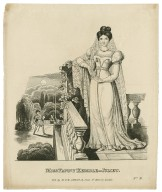 Miss Fanny Kemble as Juliet [in Shakespeare's Romeo and Juliet] [graphic].