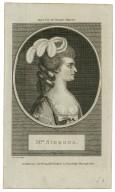 Mrs. Siddons [graphic] / Cook del et sculp.