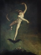 Ariel [graphic] / Henry Fuseli.