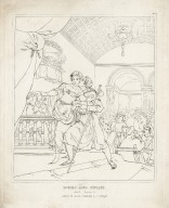 [A series of engravings illustrating scenes from] Romeo and Juliet [graphic].