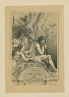 Timon of Athens [act IV, scene 3] [graphic] / JG ; Dalziel, sc.