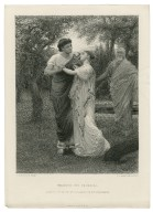 Troilus and Cressida [act 3, sc. 2]... [graphic] / V.W. Bromley, pinxt ; J.C. Armytage, sculpt.