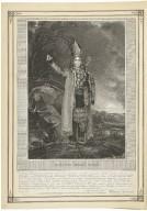 Edmund Kean Esqr. In the dress ... of ... Alanienouident ... 1827.