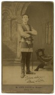 """Mr. Lewis Waller as """"Hotspur"""" [in Shakespeare's] Henry IV [graphic] / Alfred Ellis."""