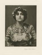 Imogen [in Cymbeline by Shakespeare] (Julia Arthur) [graphic] / photo J. & L. Caswall Smith.