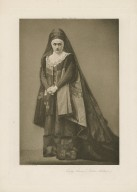 Lady Anne [in Richard III by Shakespeare] (Julia Arthur) [graphic] / photo J. & L. Caswall Smith.