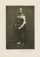Bolingbroke. (Oscar Asche) [in Shakespeare's play, King Richard II] [graphic] / photo, J. & L. Caswall Smith.