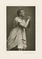 Lysander (F.R. Benson) [in Shakespeare's play, A midsummer night's dream] [graphic] / photo. J. & L. Caswall Smith.