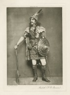 Macbeth (F.R. Benson) [in Shakespeare's play of that name] [graphic] / photo. J. & L. Caswall Smith.