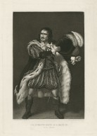Junius Brutus Booth as Richard III, act IV, scene III [by Shakespeare] [graphic].