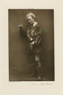 Gardener (Lionel Brough) [graphic] / photo. J. & L. Caswall Smith.
