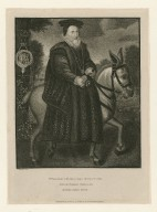 William Cecil Lord Burleigh, from an original picture in the Bodleian Gallery, Oxford [graphic] / S. Harding del.