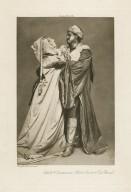 Othello & Desdemona (Hubert Carter & Tita Brand) [graphic] / photo, J. & L. Caswall Smith.