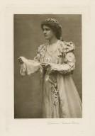 Desdemona (Gertrude Elliott) [graphic] / photo, J. & L. Caswall Smith.