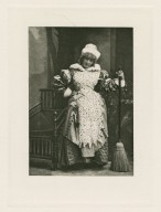 Mrs. Gilbert as Dame Quickley [in Shakespeare's Merry wives of Windsor] [graphic].