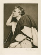 Brutus (Basil Gill) [in Shakespeare's Julius Caesar] [graphic] / photo, J. & L. Caswall Smith.