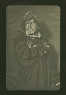 Sidney Herbert as Don John [in Shakespeare's Much ado about nothing] [graphic].