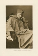 [Henry Irving as] Cardinal Wolsey [in Shakespeare's King Henry VIII] [graphic] / from a photo by W. & D. Downey.