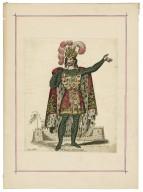 Mr. Kean as King John [graphic] : [in Shakespeare's King John] / P. Roberts [sculp.].