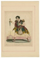 Mr. Kean as Macbeth [graphic] : [in Shakespeare's play] / P. Roberts.
