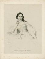 Madame Malibran de Beriot (as Desdemona) [in Shakespeare's Othello] [graphic] / Decaisne, delt..